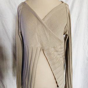 Sarah Pacini Asymmetrical Sweater